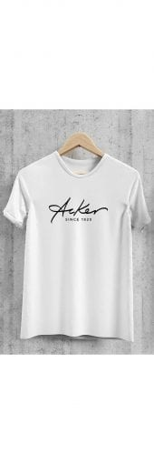 Acker T-Shirt (white)
