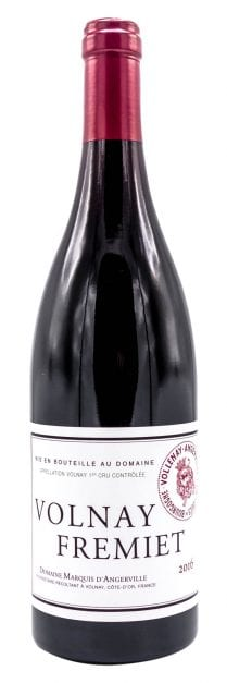 2016 Marquis D'Angerville Volnay Fremiets 750ml