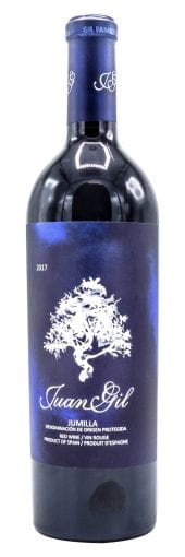 2018 Bodegas Juan Gil Jumilla Blue Label 18 Meses 750ml