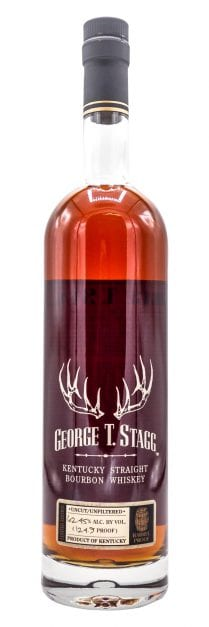 George T Stagg Bourbon Whiskey 750ml