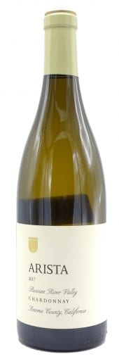 2017 Arista Chardonnay Russian River 750ml